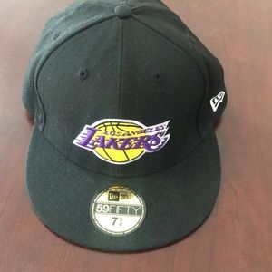 LA Lakers NBA cap New Era